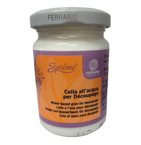 Colla all'acqua Ferrario 150 ml