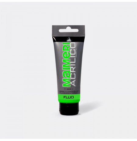 AM VERDE FLUORESCENTE   75ML