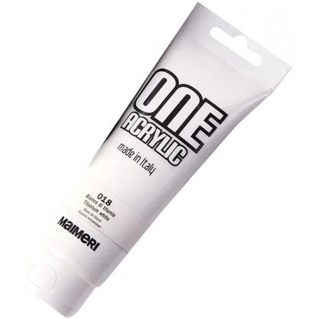 ONE BIANCO TITANIO 120ml